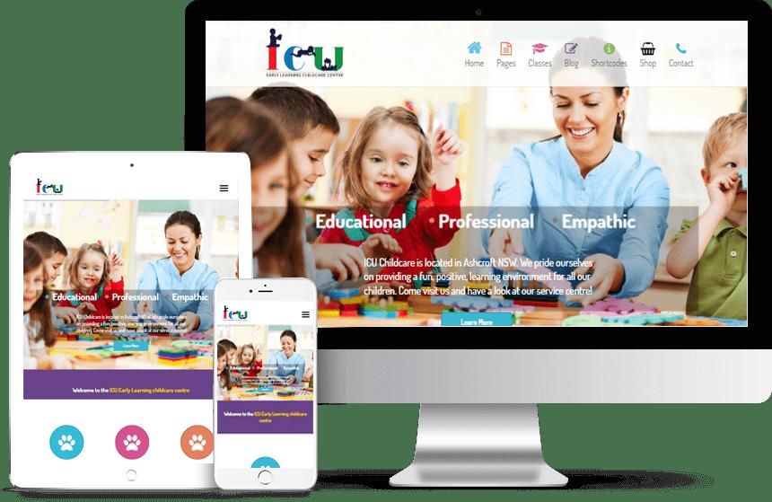 ICU Child Care