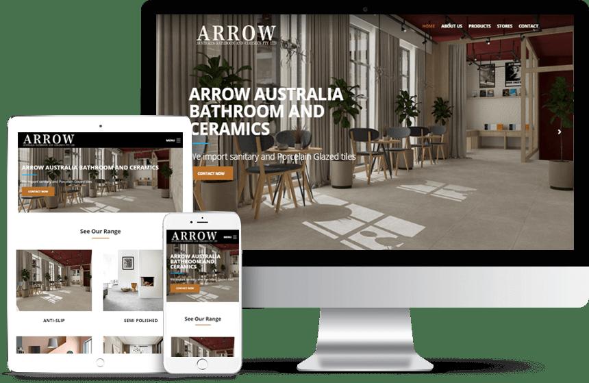 Arrow ABC