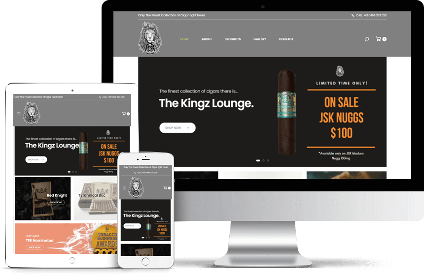 The Kingz Lounge